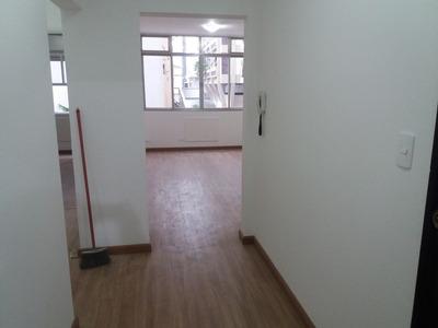 Apto 2 Dormitórios + Dep.1 Vaga No Gonzaga Santos