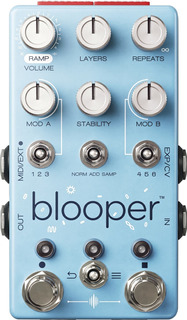 Pedal Chase Bliss Blooper Efecto Looper + Delay - Cuotas