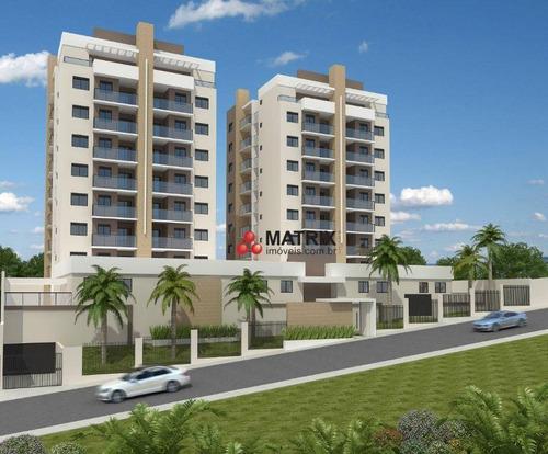 Imagem 1 de 30 de Cobertura Com 3 Dormitórios À Venda, 103 M² Por R$ 822.700,00 - Boa Vista - Curitiba/pr - Co0493