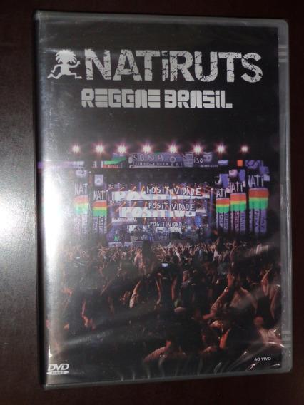 Dvd Natiruts Reggae Brasil Lacrado !!!