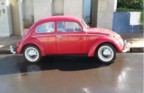 Volkswagen Fusca Cupe