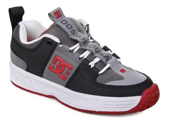 Zapatillas Bota Dc Shoes Lynx Og Hombre Skate Urbanas Cuero