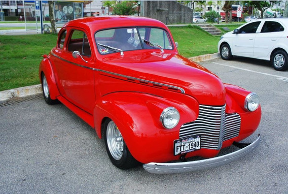 Chevrolet 1940 Hot / ** Mecanica V8 350** / R$ 190 000 00