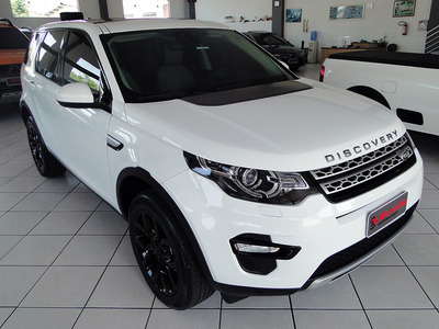 Land Rover Discovery Sport Hse Sd4 5p