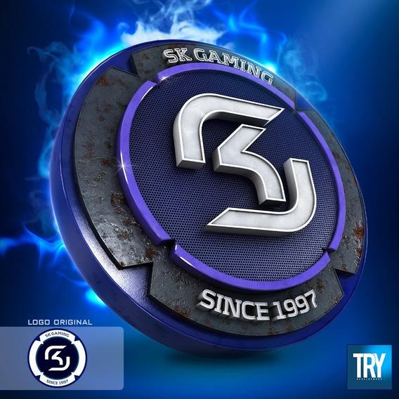 Logotipo Profissional 3d - Identidade Visual Profissional