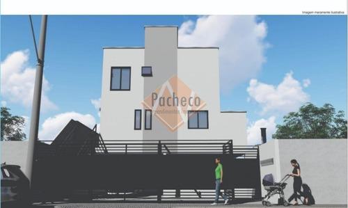 Sobrado Em Santo André, 42 M², 02 Dormitórios, 01 Vaga, R$ 250.000,00 - 2482