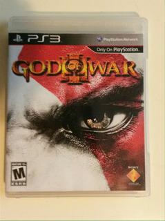 Juego Play Station 3 God Of War 3