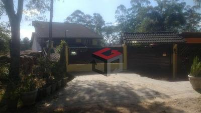 Chácara Residencial À Venda, Riacho Grande, São Bernardo Do Campo - Ch0098. - Ch0098