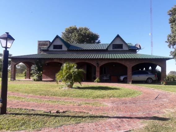 Casa Quinta En Venta, Cerca De Goya