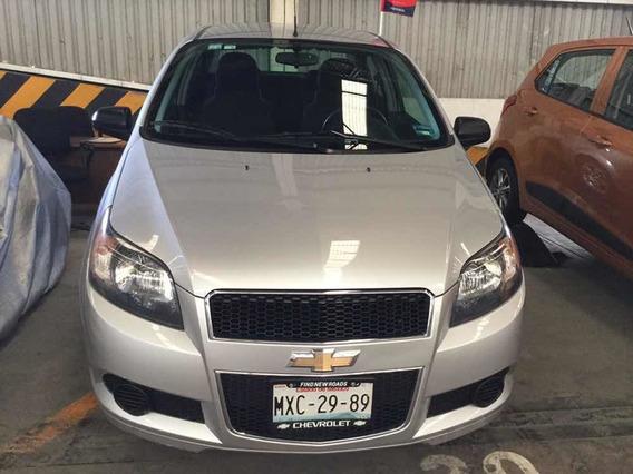 Chevrolet Aveo Lt Aut Ac 2016 *ar