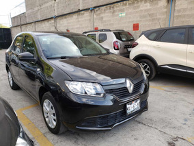 Renault Logan 1.6 Athentique Mt 2016 Somos Agencia.