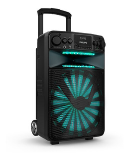 Parlante Bluetooth Portátil Philips Party Speaker Tanx50/77