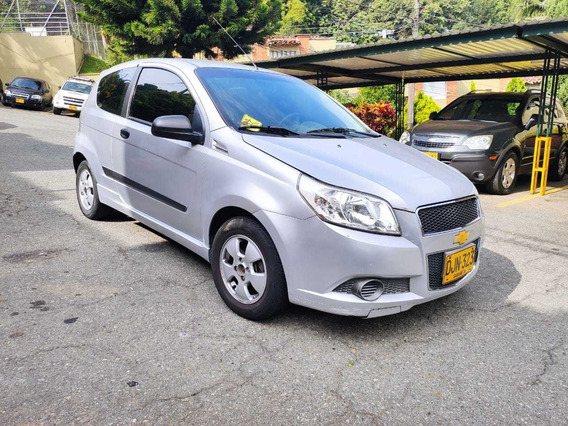 Chevrolet Aveo Emotion Gti Mt 2012 Aa