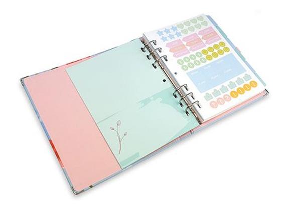 Caderno A5 Com Ferragem La Bela - Ótima Gráfica
