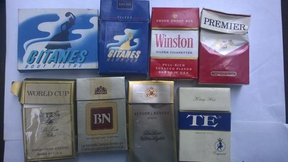 Cajas De Cigarrillos Importadas