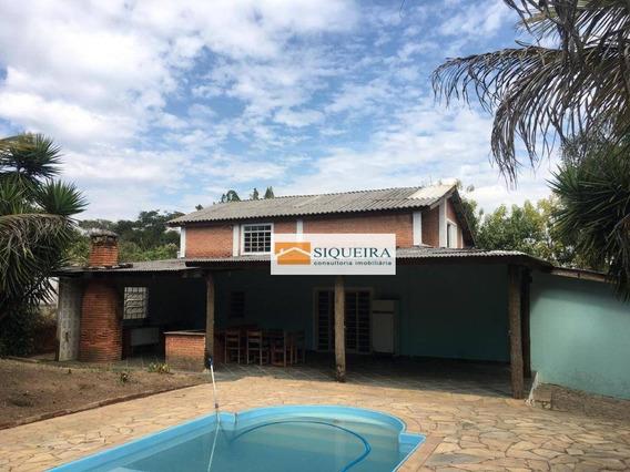 Casa Com 6 Dormitórios Para Alugar, 480 M² Por R$ 2.200,00/mês - Mirantes Do Ipanema - Araçoiaba Da Serra/sp - Ca1283