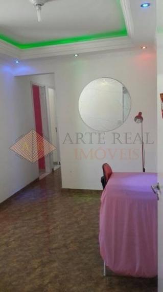 Apartamento Itaqua - Vila São Carlos, 2 Dorm, 1 Vaga, 45 M - 1321