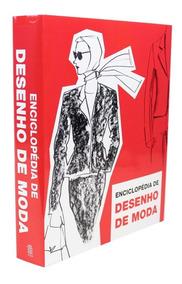 Livro De Moda Enciclopédia De Desenho De Moda