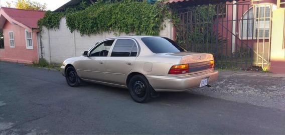 Toyota Corolla Vendo Toyota Corolla