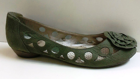 Sapato Feminino Salto Baixo Ramarim 113104