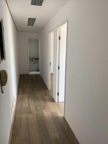 Sala Para Alugar, 33 M² - Embaré - Santos/sp - Sa0213