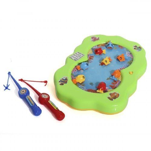 Brinquedo Infantil Jogo Pesca Maluca Educativo 5021 - Dican