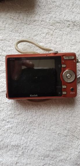 Máquina Digital Kodak 7.2 Megapixels
