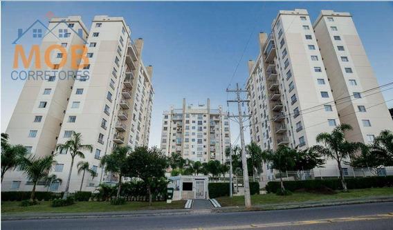 Apartamento 3 Dormitórios Campo Comprido Ideale Residencial - Ap0581