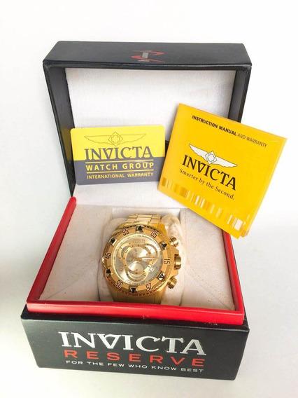 Invicta Reserve Original (usado)