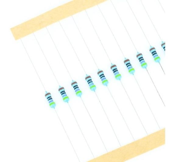 Resistor 470 Ohm 1/4w X10 Unidades