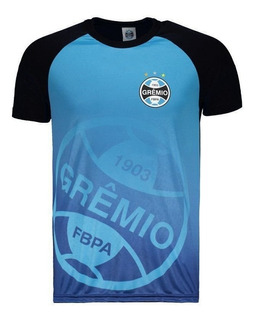 Camiseta Grêmio Shadow Preta