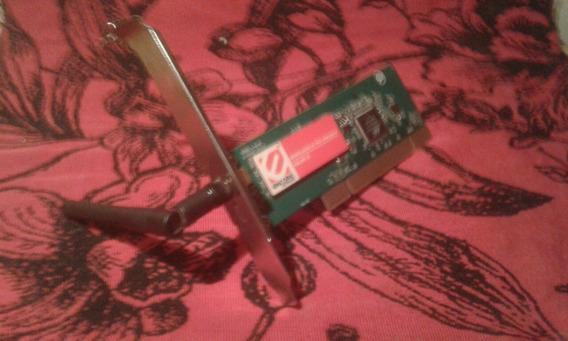 Conectividad Wireless Encore Pci 54mbp
