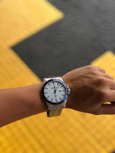 Relógio Masculino Seculus 28785g0sgna1= 05