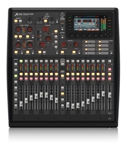 Mesa De Som Digital Behringer X32 Producer