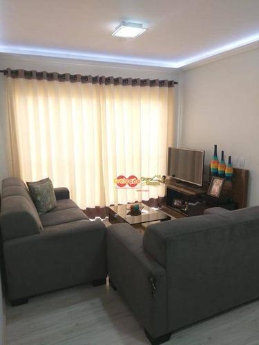 Apartamento - Residencial Fernanda - Ap1251