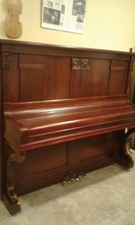Piano Vertical Zeitter & Winkelmann