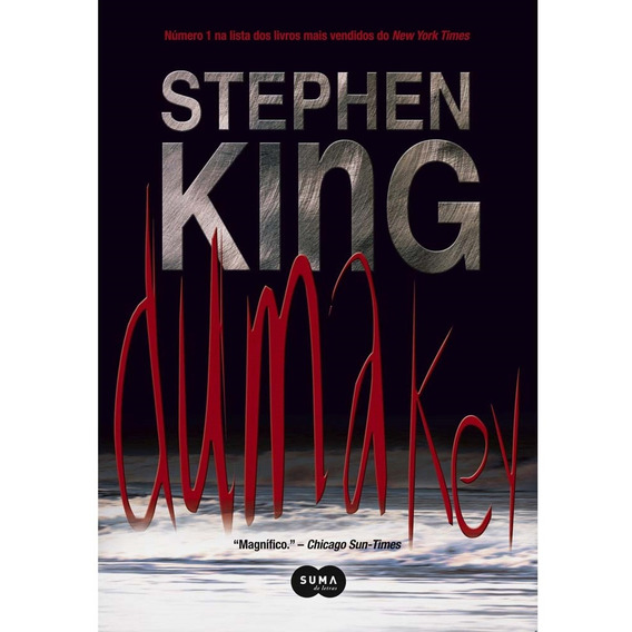Duma Key - Nova Edicao - Stephen King - Suma