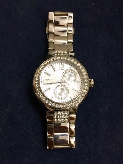 Relógio Mark Ecko Comprado Nos Eua - Usado 1 Vez - Original!