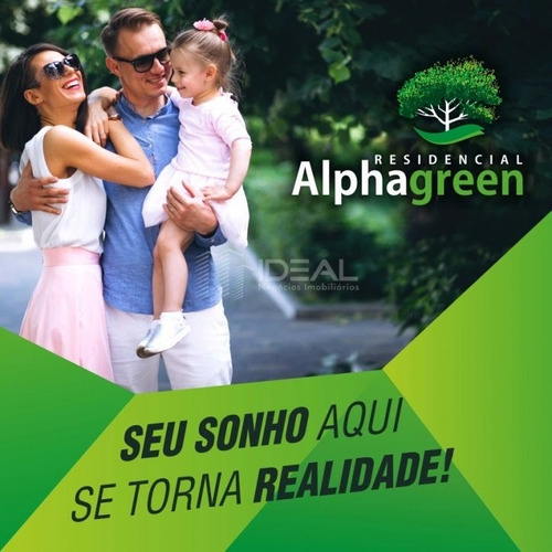 Terreno Em Residencial Alphagreen  -  Campos Dos Goytacazes - 11596
