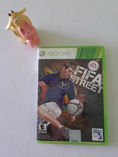 Fifa Street Xbox 360 Garantizado