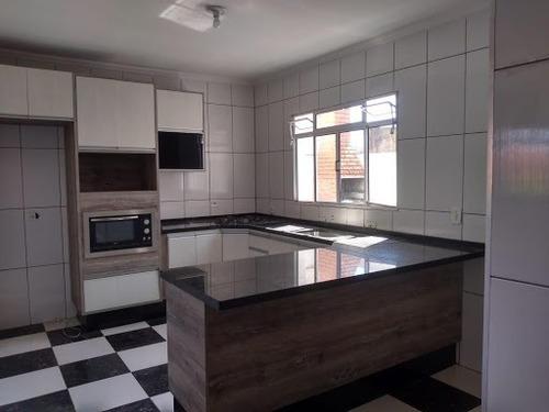 Imagem 1 de 16 de Casa Com 2 Dormitórios Para Alugar, 70 M² Por R$ 1.700,00 - Vila Guarani - Mauá/sp - Ca0173