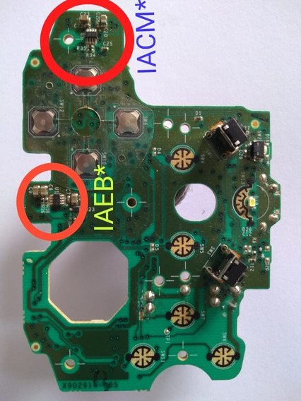 Kit 5 Peças Ci Smd Iaebe Regulador Tensao Controle Xbox One