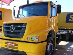 Mercedes-benz Atron 2324 - 2012/12 - 6x2 (bap 3274)
