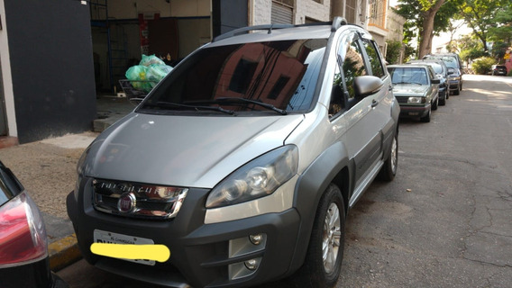 Fiat Idea 1.8 16v Adventure Flex Dualogic 5p 2014