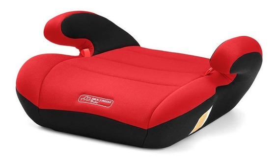 Booster Multikids Baby Safe Booster Vermelho
