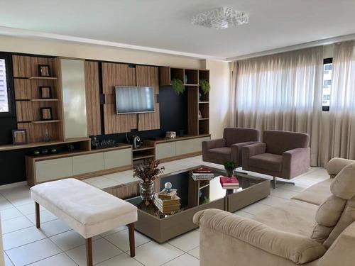 Apartamento Com 3 Dormitórios À Venda, 206 M² Por R$ 1.000.000,00 - Lagoa Nova - Natal/rn - Ap5744