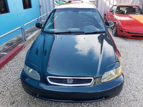 Honda Civic Verde