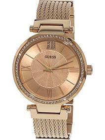 36420f8dbed2 Relojes Guess Reloj Mujer Oro Rosa - Relojes y Joyas en Mercado ...