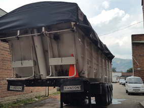 Randon - Semirremolque Volco S3 30mts3 S47902