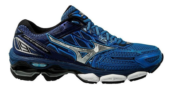 Mizuno Wave Creation 19 Nº 40 (us 8.5) Azul Único No M L
